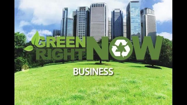 The 'sad green story' is a fantasy; green energy is growing