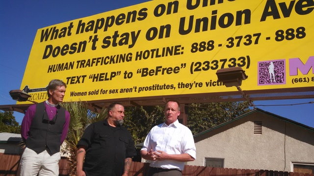 Prostitution increases during the Kern County Fair, according to anti-human trafficking advocates