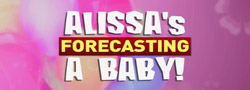 Alissa's Forecasting a Baby