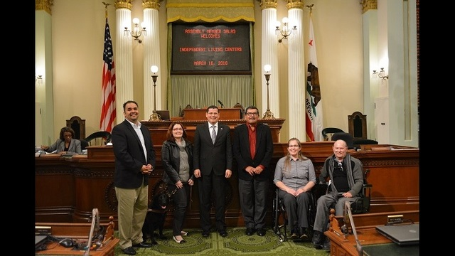 Assemblymember proposes ILC funding