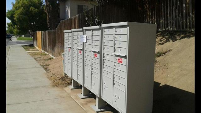 Bakersfield residents frustrated by continued mail thefts