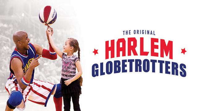 Enter to win tickets to the Harlem Globetrotters
