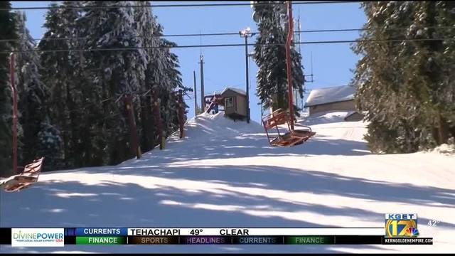 Alta Sierra closed today