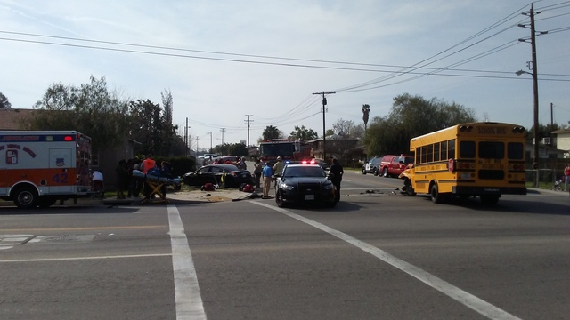 Driver killed, another hurt in head-on crash in Stockton