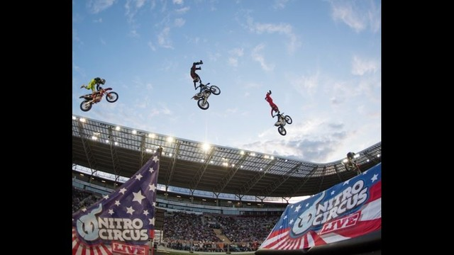 Nitro Circus Live comes to Bakersfield in September