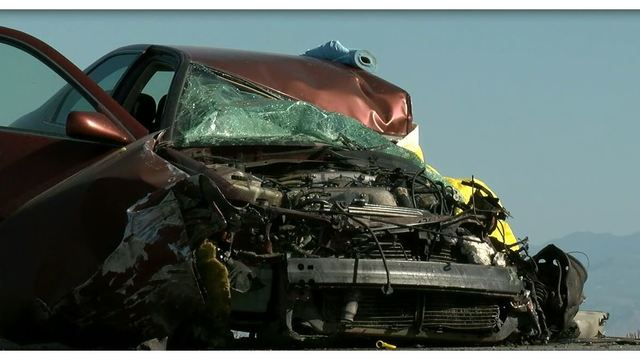 One person dies in collision at Taft Highway