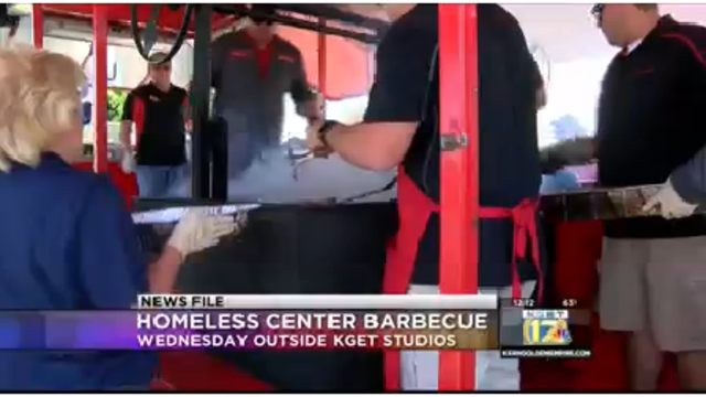 Annual BBQ benefiting the Bakersfield Homeless Center is tomorrow