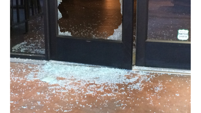 More businesses targeted by thieves overnight