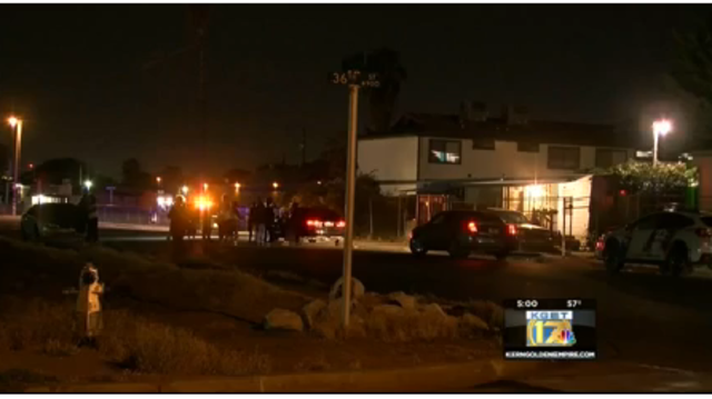 Man dies after late night shooting in central Bakersfield