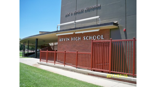 Arvin Police notified of threat against Arvin High School
