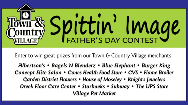2017 Spittin' Image Father's Day Photo Contest