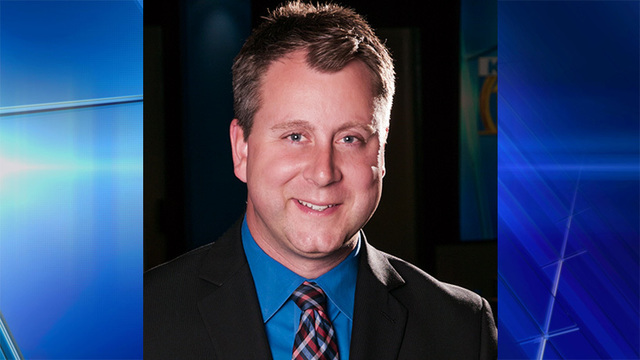 Kevin Charette - Morning and Noon Weather Anchor