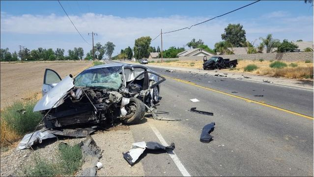 Man dies in suspected drunk driving collision on Taft Highway