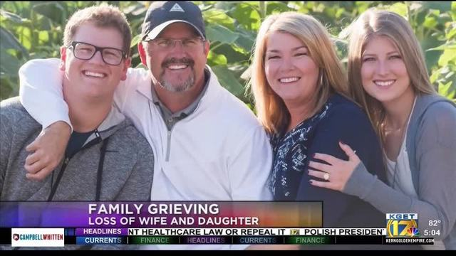 Funeral services set for mother and daughter killed in suspected DUI crash