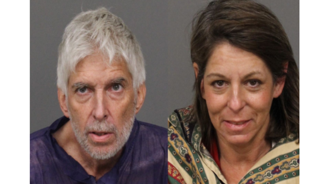 Couple arrested in California had dead body in their SUV