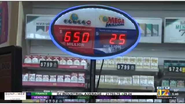 Powerball jackpot climbs to 700 million