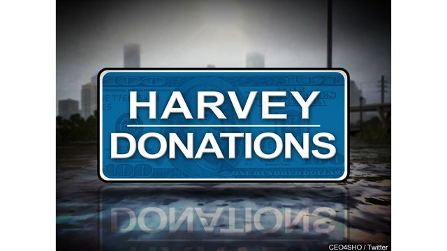 How to help Harvey victims in Texas