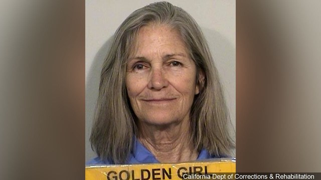 Youngest of Manson followers is granted parole