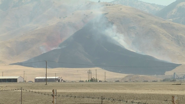 Kern County Fire gains full containment on Quarry Fire