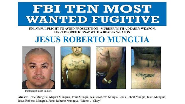 FBI Most Wanted: New fugitive added to top ten most wanted