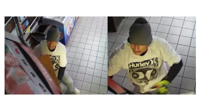 Police search for lottery bandit in Bakersfield