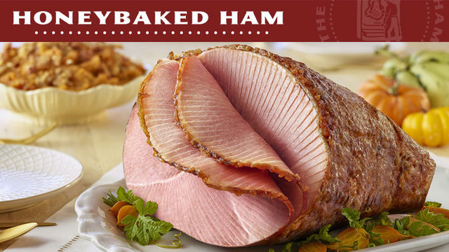 Enter to win a $50 Honeybaked Ham Gift Card