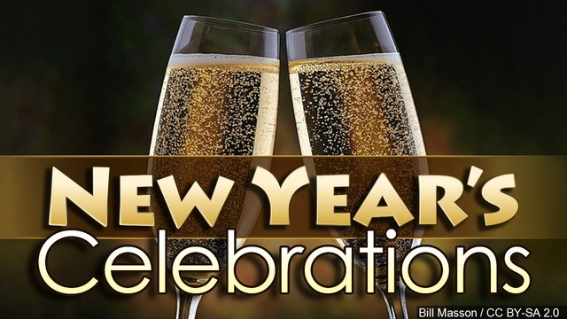 New Year's Eve events in Bakersfield