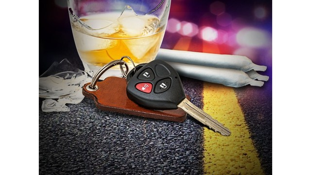 CHP makes 22 DUI arrests over New Year's weekend