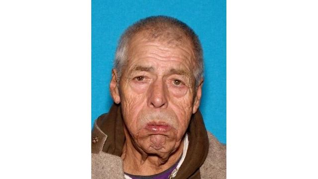 Update: Police locate missing 78-year-old man