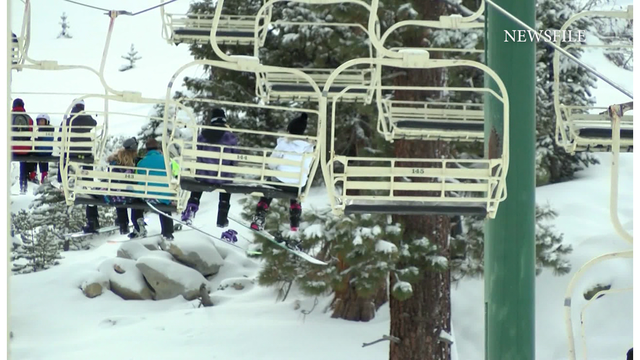 China Peak Mountain Resort closes due to lack of snow