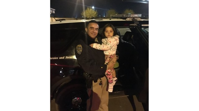 Abducted 2-year-old Modesto girl found in Kern County