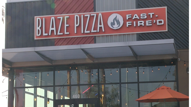 Blaze Pizza offering Pi Day deal Wednesday