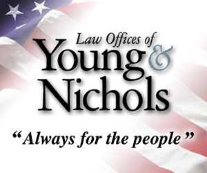 presented by the law offices of Young and Nichols