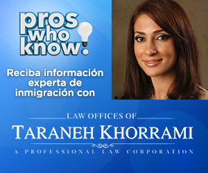 Pros Who Know - Law offices of Taraneh Khorrami