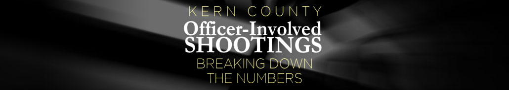 Kern County Officer Involved Shootings