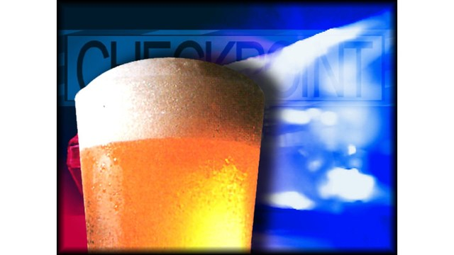 4 arrested on DUI charges in East Bakersfield checkpoint