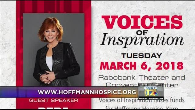 Tickets available for Reba McEntire at Voices of Inspiration dinner
