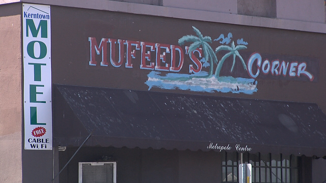 Public health officials close Mufeed's Discount and Tobacco