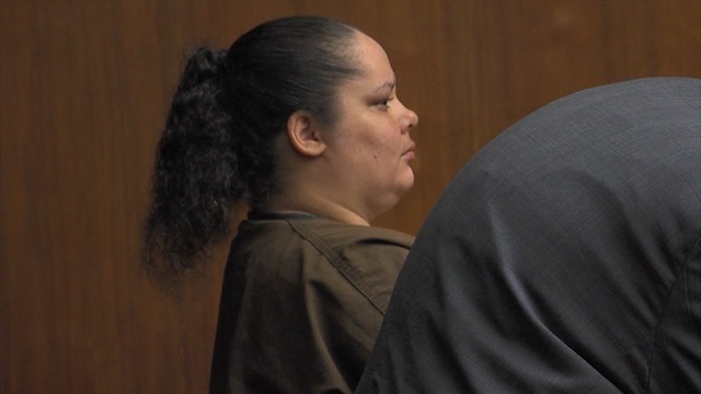 Sentencing delayed for woman charged in son's death