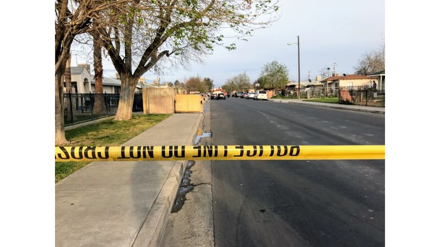 Officials identify man killed in 10th Street drive-by shooting