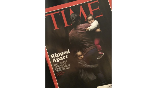 TIME uses Kern family to illustrate deportation dilemma