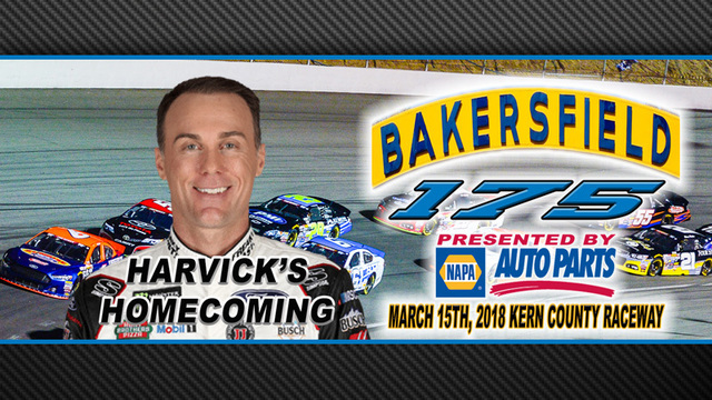 Enter to win 4 tickets to Kern County Raceway Park