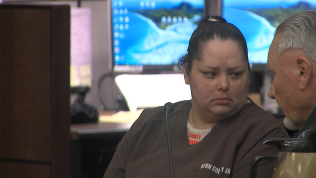 Woman charged in killing of son 8 years ago sentenced