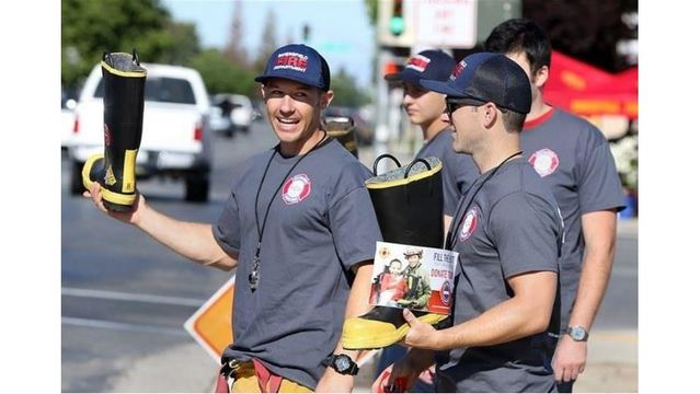 Bakersfield firefighters to take part in Fill the Boot fundraiser