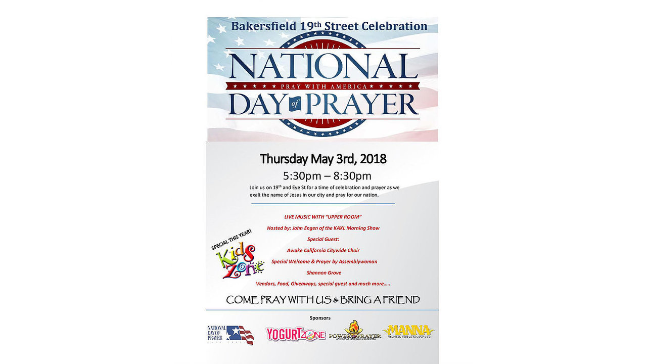 Downtown Bakersfield road closures in effect for National Prayer Day ...