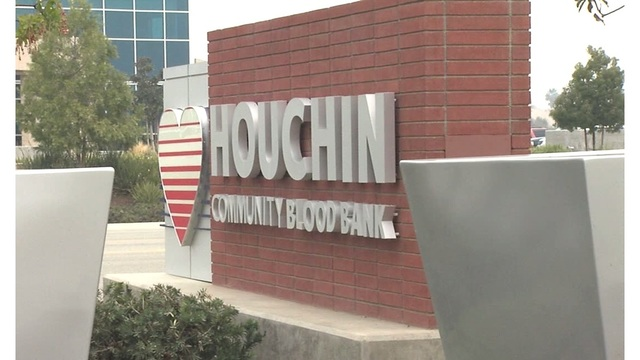Houchin Community Blood Bank asking for donations following life-saving transfusion