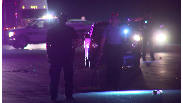 Pedestrian severely injured after being struck by car in South Bakersfield