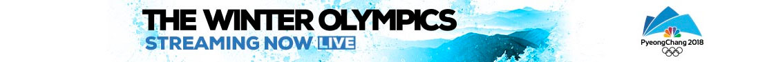 The Winter Olympics - Streaming Now